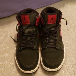 Nike Air Jordan Black & Red